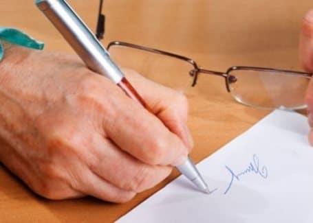 צוואות וירושות - ביטול צוואה