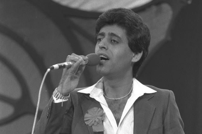 שימי תבורי (תמונה: SA'AR YA'ACOV, 04/13/1981)